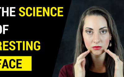 The Science of the Resting Bitch Face and How to Prevent It