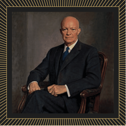 Dwight d eisenhower inauguration speech