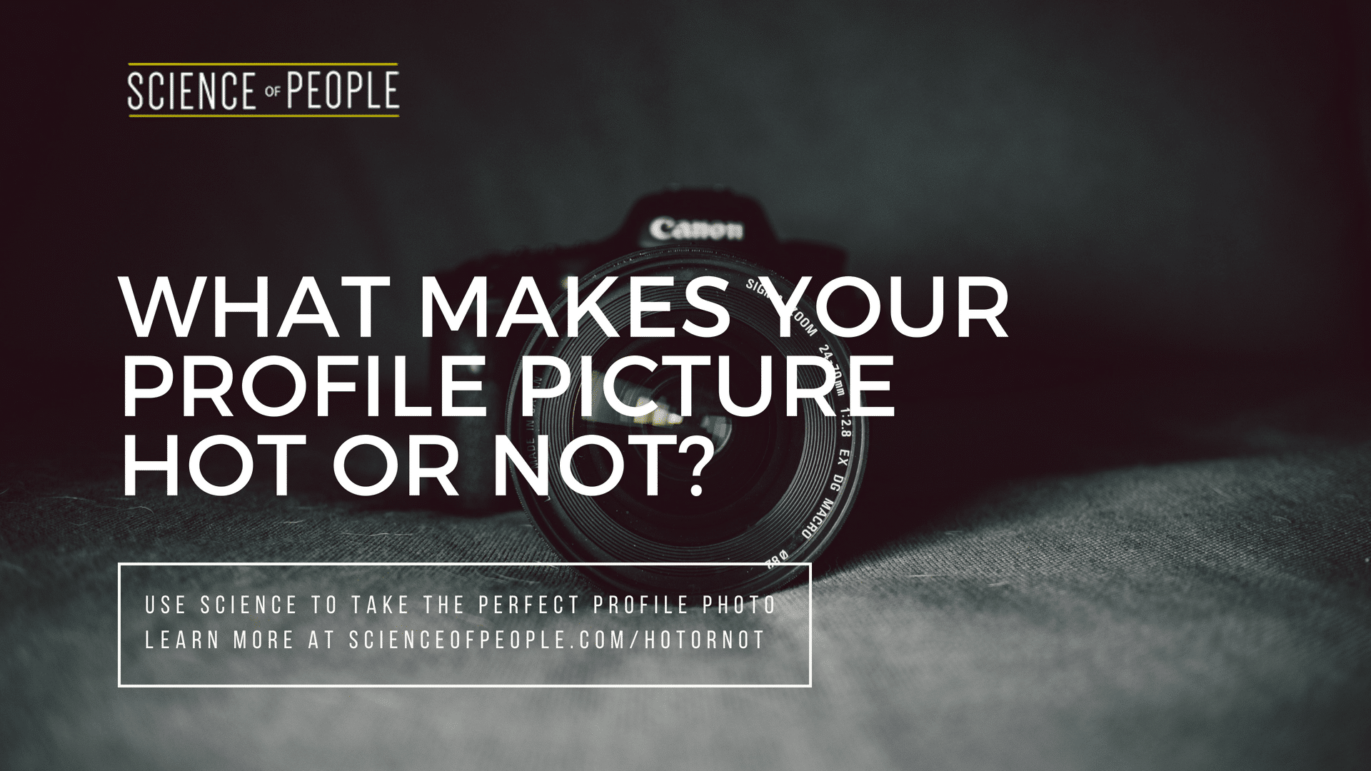 8 Science Backed Ways To Choose A More Attractive Profile Photo