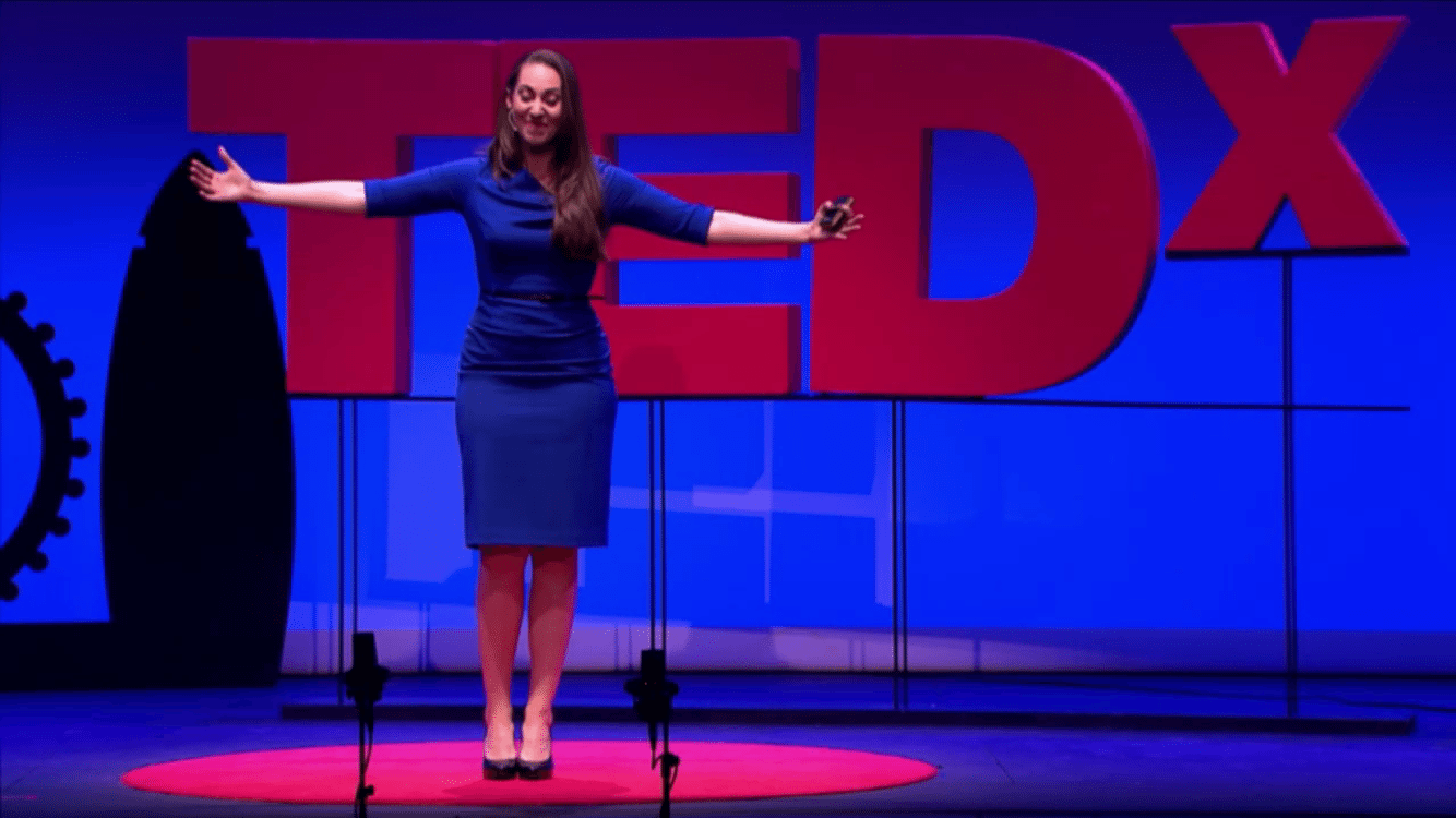 Vanessa Van Edwards TEDx Talk