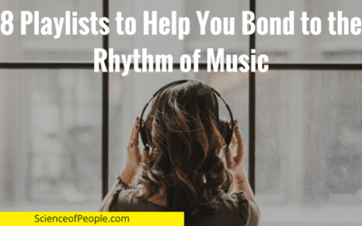 8 Playlists to Help You Bond to the Rhythm of Music