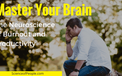 Master Your Brain: The Neuroscience of Burnout and Productivity