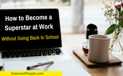7 Ways to Become a Superstar at Work Without Going Back to School