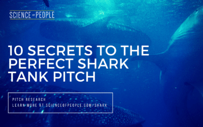 10 Secrets to the Perfect Shark Tank Pitch