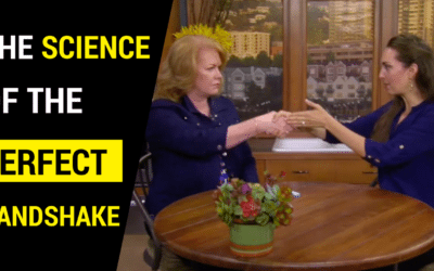 The Science of the Perfect Handshake