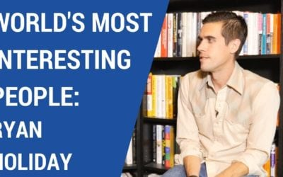 How to Break Through the Noise So Your Pitch Gets Heard, with Ryan Holiday