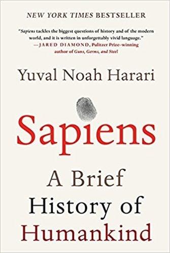 human history, sapiens, Yuval Noah Harari