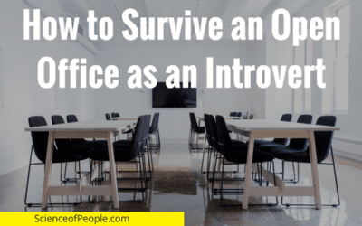 How to Survive an Open Office as an Introvert