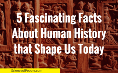 5 Fascinating Facts About Human History That Shape Us Today
