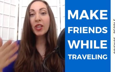 How to Make Friends While Traveling…for Introverts with Matt Kepnes