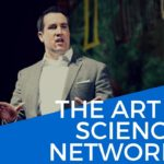 art and science of networking, david burkus