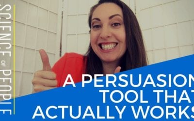 A Persuasion Tool That Actually Works … Without Being Manipulative