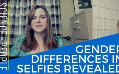 Smile for the Camera: Gender Differences in Selfies