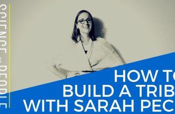 build a tribe, sarah k peck