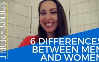 6 Fascinating Gender Differences Between Men and Women in the Workplace