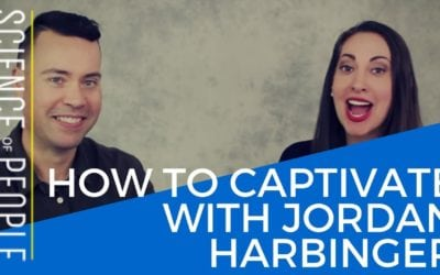 How to Captivate with Social Cues, with Jordan Harbinger