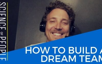 How to Build a Dream Team with Shane Snow