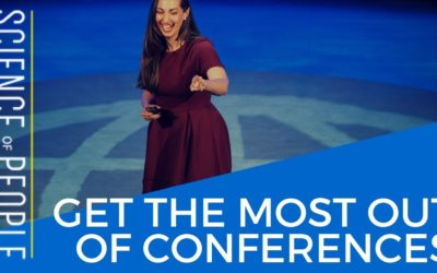 How to Network at a Conference: 10 Ways to Make Contacts Like a Pro