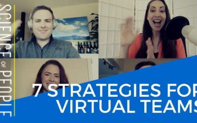 7 Strategies for Virtual Teams and Remote Workers