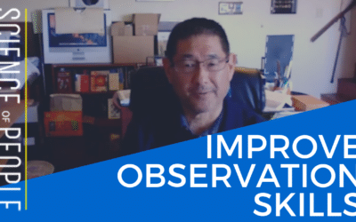 How to Read Microexpressions and Improve Your Observation Skills, with Dr. David Matsumoto