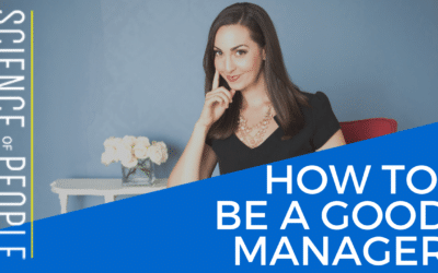 How to Be a Good Manager: A Guide for Every Personality Type
