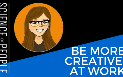 How to Be More Creative at Work, With Sarah Moyle