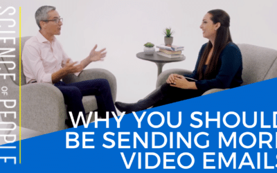 Why You Should Be Sending More Video Emails … And How To Record Them