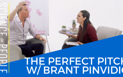 Three Minutes to the Perfect Pitch with Brant Pinvidic