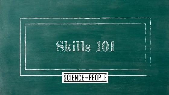 Skills 101