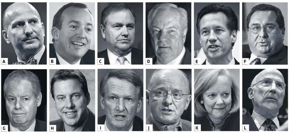 Faces of Success