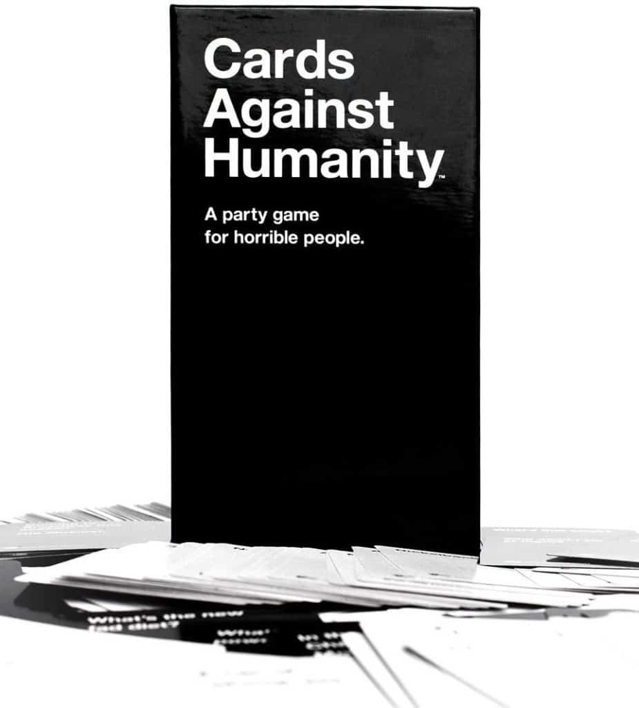 Cards Against Humanity board game for groups