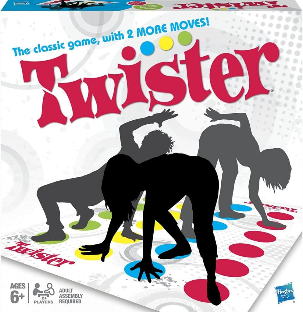 Twister active game