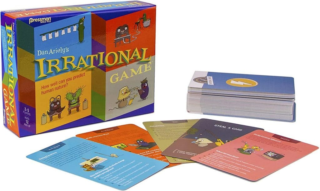 Predictably Irrational board game for adults