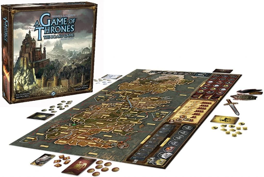 Game of Thrones game for adults