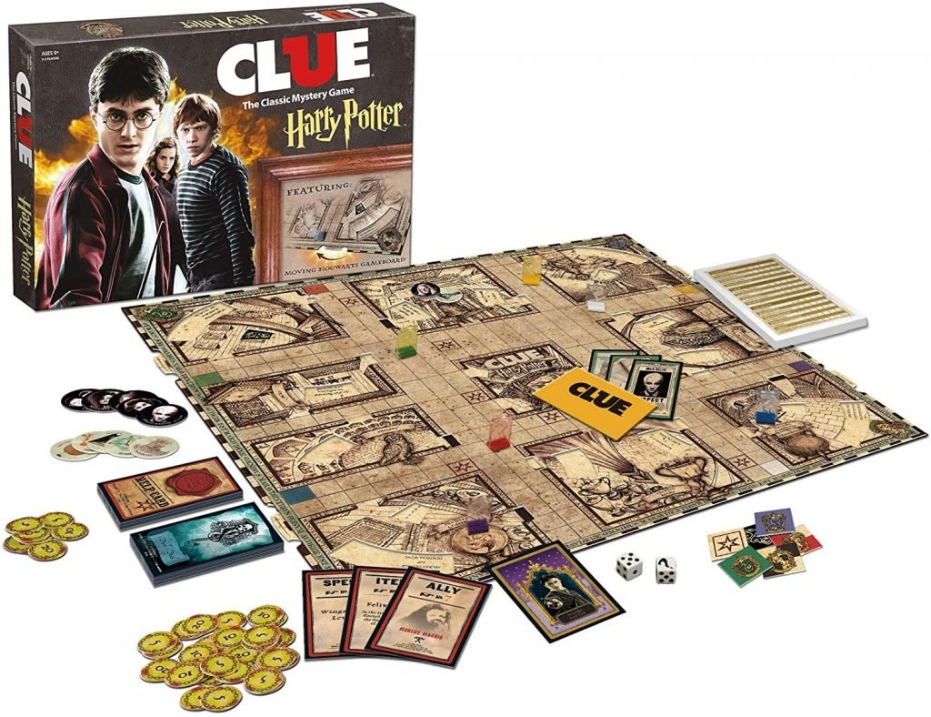 Harry Potter game based on the movie