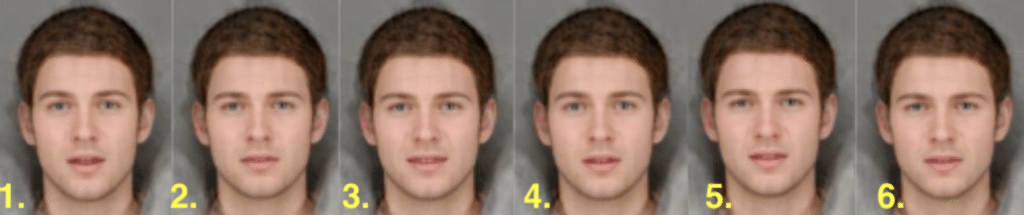 People with higher levels of anxiety have a harder time differentiating expressions.