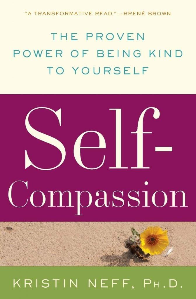 Self-Compassion book cover