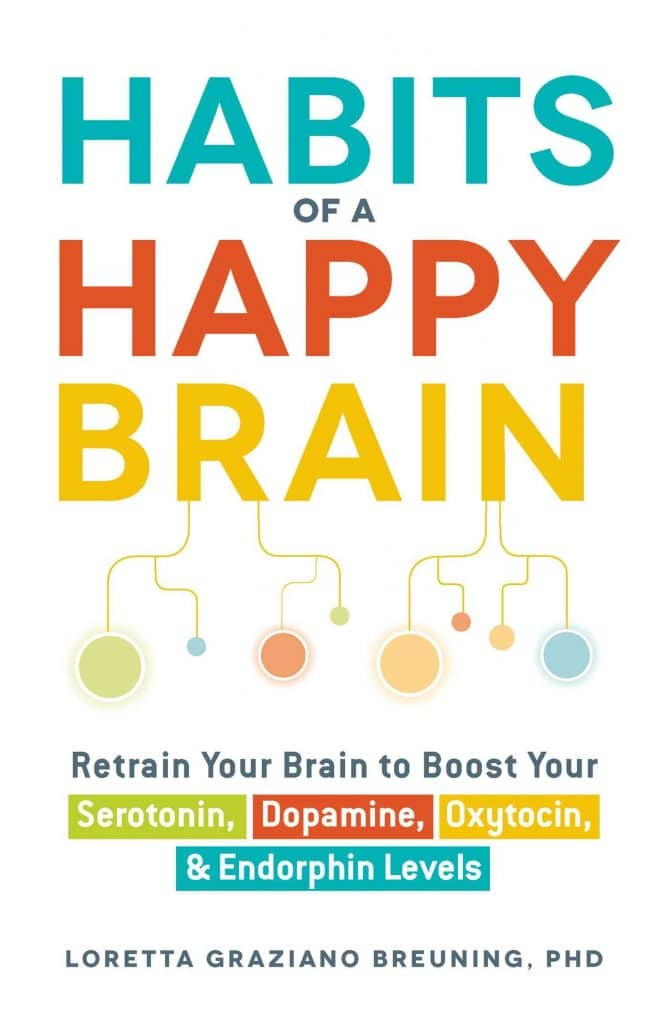 Habits of a Happy Brain book cover