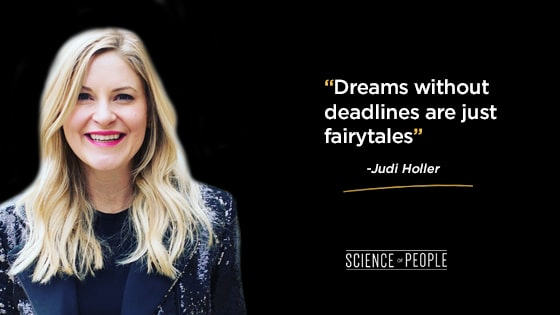 """""""Dreams without deadlines are just fairytales"""""""