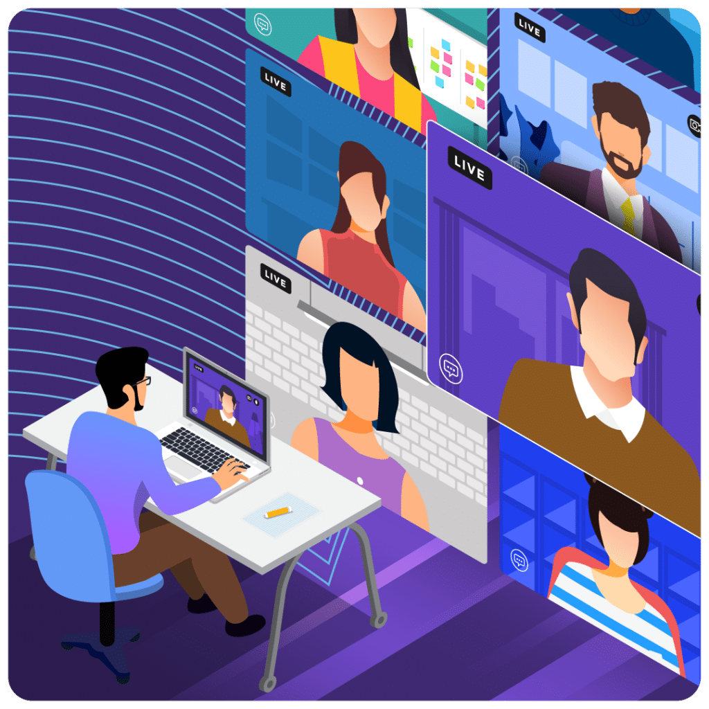 Learn how to manage a remote team