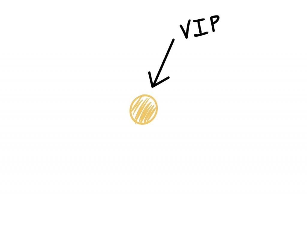 A solo VIP