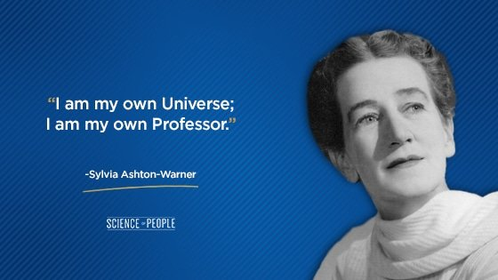 Sylvia Ashton-Warner quote on positive affirmations
