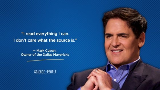 Mark Cuban's CEO quote