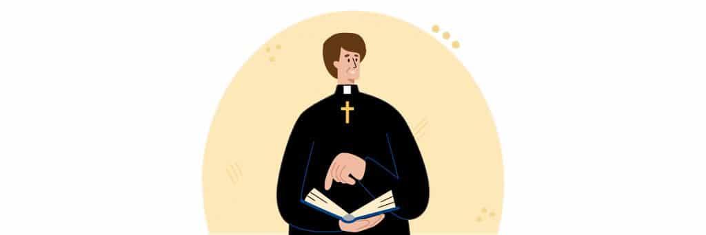Happiest Jobs: Priest