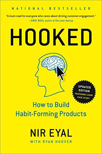 Best business books for entrepreneurs Hooked