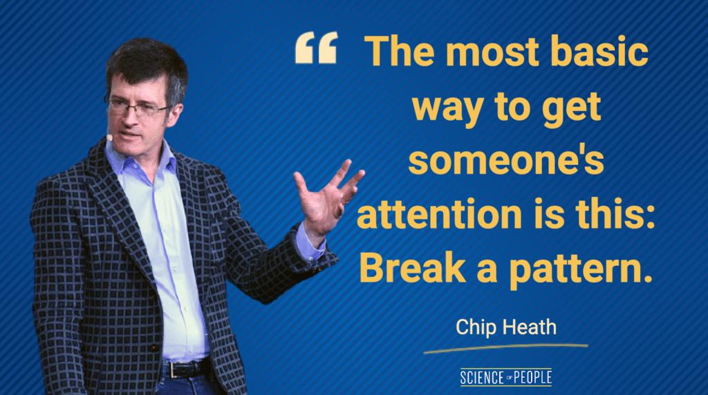 Chip Heath quote