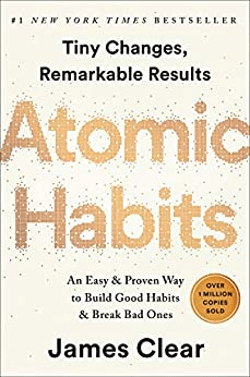 Atomic Habits business book