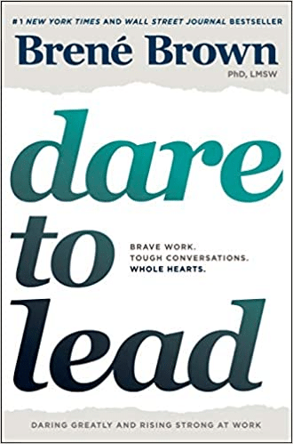 Best business books for entrepreneurs Dare to Lead