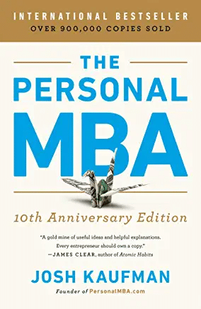 The Personal MBA business book