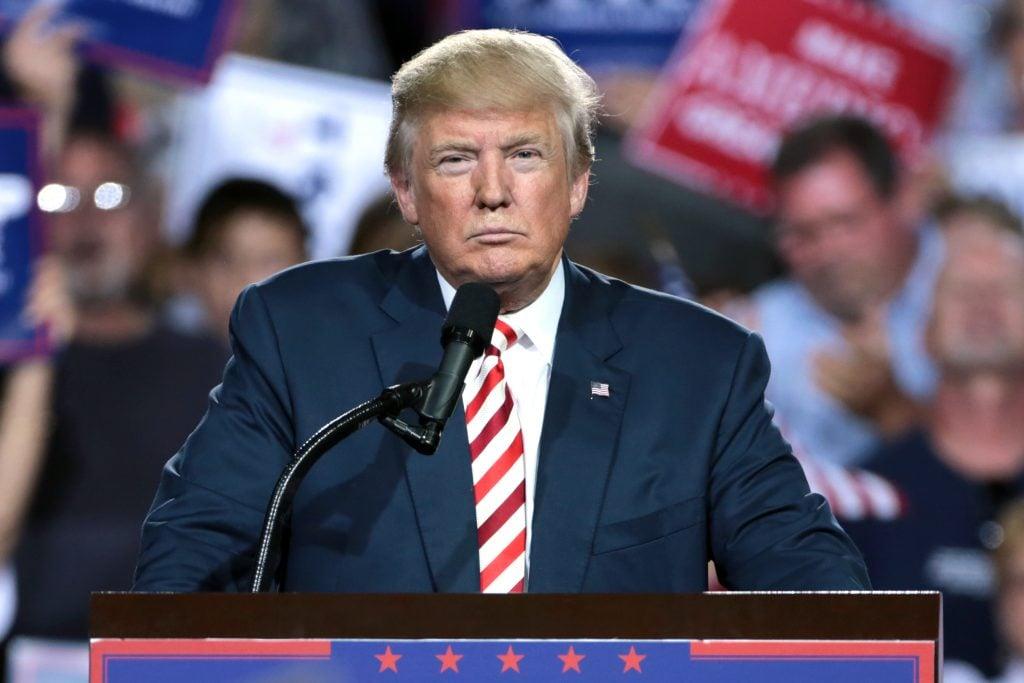 Donald Trump  Resting Asshole Face